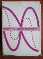 Anticariat: Edmond Nicolau - Manualul inginerului electronist. Masurari electronice