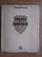 Edmond Rostand - Cyrano de Bergerac (1947, cu ilustratii de Stefan Constantinescu)