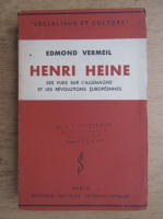 Edmond Vermeil - Henri Heine (1939)