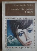 Edmondo de Amicis - Povestiri din volumul Cuore