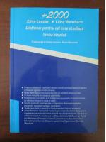 Anticariat: Edna Lauden - Dictionar explicativ Ebraic-Roman