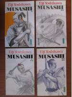 Eiji Yoshikawa - Musashi (4 volume)