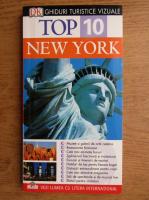 Anticariat: Eleanor Barman - New York. Top 10 Ghiduri Turistice Vizuale