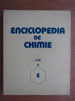 Anticariat: Elena Ceausescu - Enciclopedia de chimie (volumul 4, E)