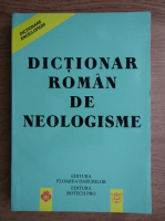 Anticariat: Elena Ciobanu, Marin Paun - Dictionar roman de neologisme