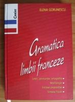 Elena Gorunescu - Gramatica limbii franceze