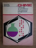 Anticariat: Elena Magearu - Chimie, exercitii si probleme cu caracter programat (volumul 1)