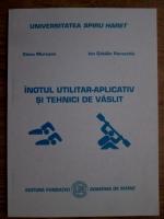 Elena Muresan - Inotul ultilitar-aplicativ si tehnici de vaslit