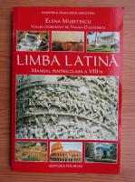 Elena Musetescu-Telesa - Limba latina. Manual pentru clasa a VIII-a (2001)