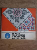 Elena Nita Ibrian - Broderii Traditionale si Artizanale Moldovenesti