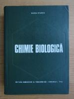 Anticariat: Elena Stancu - Chimie biologica