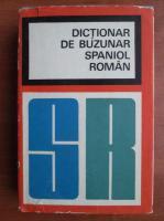 Anticariat: Eleodor Focseneanu - Dictionar de buzunar spaniol-roman