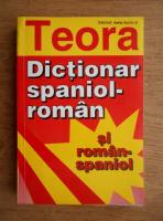 Eleodor Focseneanu - Dictionar spaniol-roman si roman-spaniol