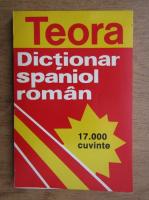 Anticariat: Eleodor Focseneanu - Dictionar spaniol-roman