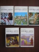 Anticariat: Elie Faure - Istoria artei (5 volume)