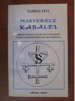Anticariat: Eliphas Levi - Misterele Kabalei