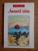 Anticariat: Elisabeta Preda - Amarnica iubire