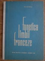 Eliza Alexa-Mihaescu - Fonetica limbii franceze