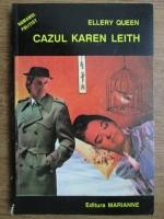 Ellery Queen - Cazul Karen Leith