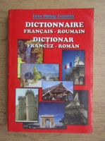 Anticariat: Elvira Malinas Tocalachis - Dictionar francez-roman