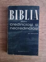 Em. Iaroslavski - Biblia pentru credinciosi si necredinciosi