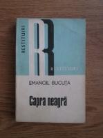 Emanoil Bucuta - Capra neagra