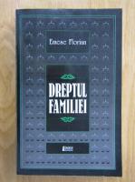 Anticariat: Emese Florian - Dreptul familiei