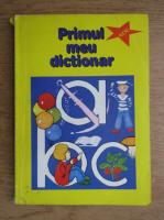 Emil Burlacu - Primul meu dictionar