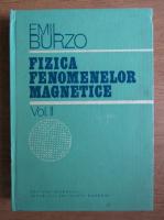 Anticariat: Emil Burzo - Fizica fenomenelor magnetice (volumul 2)