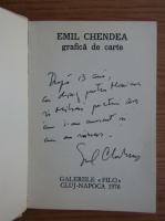 Anticariat: Emil Chendea - Grafica de carte (cu autograful autorului)