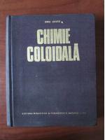Anticariat: Emil Chifu - Chimie coloidala