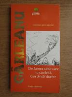 Emil Garleanu - Din lumea celor care nu cuvanta. Cea dintai durere