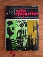 Anticariat: Emil Manu - Roza vanturilor. Itinerare culturale