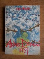 Anticariat: Emil Mladin - Anno Domini 1989