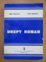 Emil Molcut - Drept roman