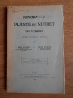Emil Petrini - Principalele plante de nutret din Romania (1924)