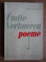 Anticariat: Emile Verhaeren - Poeme