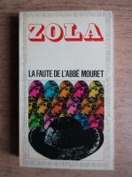 Anticariat: Emile Zola - La faute de l'abbe mouret