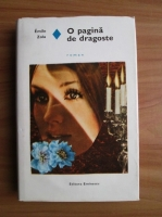 Anticariat: Emile Zola - O pagina de dragoste (coperti cartonate)