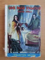Emile Zola - Une page d'amour (1938)
