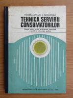 Emilian Dobrescu - Tehnica servirii consumatorilor