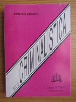 Anticariat: Emilian Stancu - Criminalistica (volumul 2)