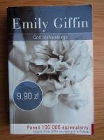 Anticariat: Emily Giffin - Cos niebieskiego