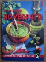 Emmanuel Ducot - Incursiune in homeopatie