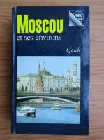 Anticariat: Emmanuel Dvinski - Moscou et ses environs