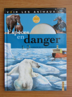 Anticariat: Emmanuelle Grundmann - Especes en danger (contine CD)