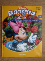 Anticariat: Enciclopedia Disney. Descopera lumea distrandu-te! Secretele florilor