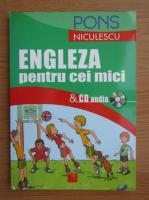 Engleza pentru cei mici (contine CD)