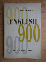 Anticariat: English 900 (volumul 5)