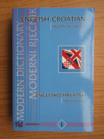 Anticariat: English-croatian modern dictionary
